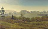 Рокуэлл Кент. Мэнский туман. Монхэган
