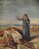 Девушка-казачка над телом Мазепы