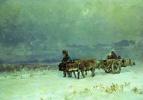 Фёдор Александрович Васильев. Зима в Крыму