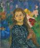 The Portrait Of Ottilie Giacometti