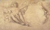 Джованни Бальоне (Баглионе). Ангел, играющий на лютне