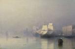 Иван Константинович Айвазовский. Утро в Венеции (Венеция в тумане)