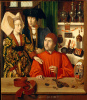 A Goldsmith in his Shop (Saint Eligius)