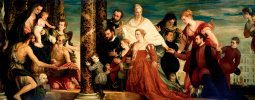 Paolo Veronese. Madonna of the Kuchchina family