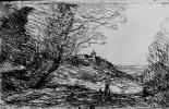 Камиль Коро. Воспоминание о пейзаже в Монако