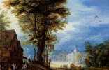 Ян Брейгель Старший. Голубое небо