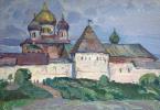 Борис Петрович Захаров. Этюд.