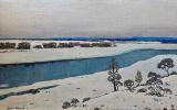 "Eugene Alexandrovich Urvantsev. ""Winter"""