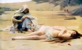 Артур Хакер. Пелагея и Филимон. 1887