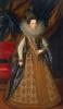 Портрет Маргариты Савойской, герцогини Мантуанской