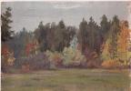 Arkady Pavlovich Laptev. Forest forest