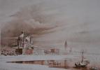 Andrey Noarov. Зимняя Венеция