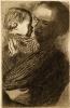 Мать с рёбенком на руках