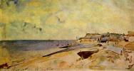 Морское побережье в Сент-Адрессе