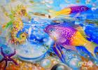 Анастасия Гурьянова. Этот удивительный подводный мир