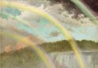 Альберт Бирштадт. Четыре радуги над Ниагарским водопадом