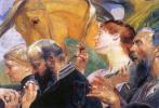 Jacek Malchevsky. The Law, The Fatherland, Art. Triptych. Art