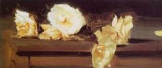 John Singer Sargent. Roses