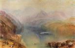 Джозеф Мэллорд Уильям Тёрнер. Фирвальдштетское озеро