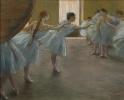 Танцовщицы на репетиции