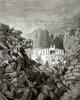 Иллюстрация к Библии: разрушение Иерихона