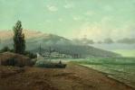 Лев Феликсович Лагорио. Берег моря. 1880-е