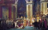 Жак-Луи Давид. Коронация императора Наполеона I и коронация императрицы Жозефины в Нотр-Дам де Пари, 2 декабря 1804 года