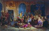 Утро императрицы Анны Иоанновны. 1872