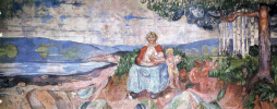 Edvard Munch. Alma Mater