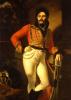 Portrait of Life Hussar Colonel Evgraf Vasilyevich Davydov