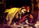 The death of Francesca de Rimini
