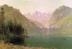 Томас Хилл. Горы