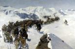 Переход князя Аргутинского через Кавказский хребет