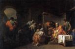 Жан-Франсуа-Пьер Пейрон. Велизарий в крестьянском семействе