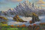 Наджаф Мамедов. Талышские горы