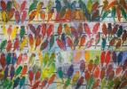 Parrots Lori