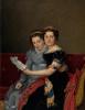Сестры Зенайде и Шарлотта Бонапарт
