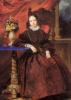 Portrait of Olga Vladimirovna Basinas, wife of the artist