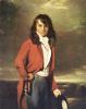 Портрет Артура Этерли в костюме выпускника Итонского колледжа
