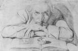 Иоганн Генрих Фюссли. Автопортрет