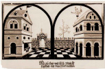Эразм Луа (Лой). Два ренессансных здания, соединенных стеной
