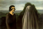 Rene Magritte. The invention of life