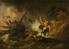 Пьер-Жак Волер. Кораблекрушение.