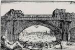 Жак Калло. Понте Веккио во Флоренции