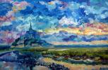 Екатерина Викторовна Осипович. Mont Saint Michel