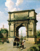 Arch of Titus. Rome