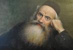Юдель Пэн. Портрет старого еврея