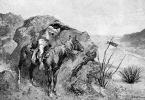 Фредерик Ремингтон. Индейцы Апаче