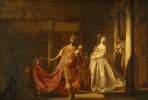 Николаус Кнюпфер. Яблоко раздора. Феодосий II и византийская царица Атенаида