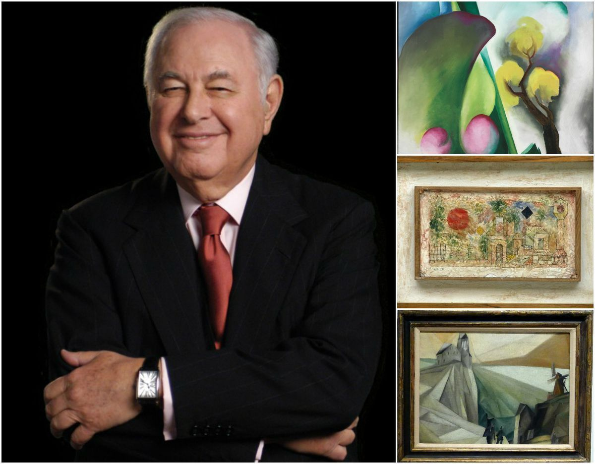 Смерть миллиардера: что ждёт ошеломительную коллекцию бывшего главы Sotheby's Альфреда Таубмана?